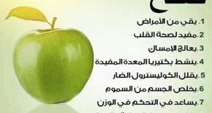 صورة اهمية التفاح , عدد السعرات الحرارية في حبة التفاحة للدايت