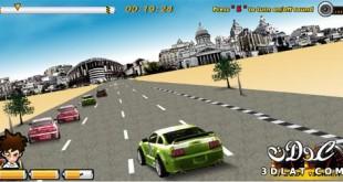 انا هختار السيارة الصفراء انت هتختار ايه ,  لعبة السيارات