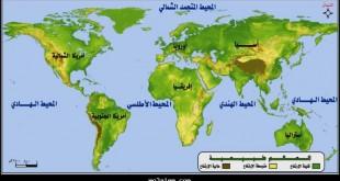 صور خريطة العالم سياسيا صماء , صماء وموقعها السياسي