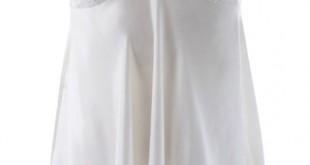 صورة قمصان نوم ليلة الدخلة , صور قمصان بيضاء لكي يا احلى عروسة