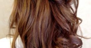 صورة تسريحات شعر طويل ناعمه , صور تسريحات تميزني لشعري الطويل