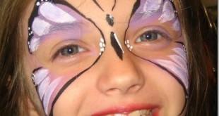 صورة صور رسم على الوجه , اجمل رسومات على الوش للاطفال في الحفالات