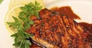 صورة طرق طبخ سمك السلمون , اوبا السلمون من اشهي الاسماك