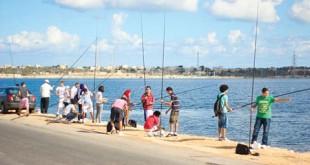 صورة تعلم صيد السمك بالسنارة للمبتدئين , ازي اتعلم بسرعة صيد الاسماك
