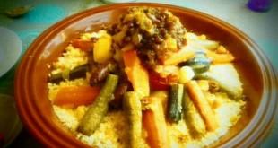 صورة الكسكس المغربي , حضري انجح طبق كسكسي مغربي