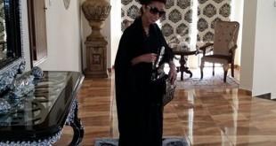 صورة بيت دنيا بطمة في دبي , بيت في منتهي الروعة للفنانة دنيا بطمة