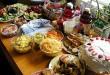 بالصور اكل الطعام في المنام food table 3 110x75
