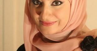صورة ربطات حجاب للمناسبات , اجمل لفة حجاب عشان تكوني اخر شياكة للحفلة