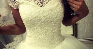 تفسير حلم لبس فستان الزفاف الابيض للعزباء لابن سيرين