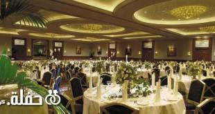 صورة قاعات فندق المريديان جدة , اهم الفنادق في جدة