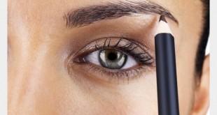 صورة طريقة رسم الحواجب بالقلم , تعليم رسم حواجبك بكل سهولة بقلم الحكل
