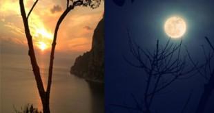 صورة حوار بين الليل والنهار , حكاية ممتعة جدا بين الليل و النهار