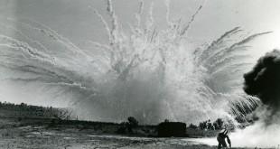 صورة من اول من استخدم الغازات السامة في الحروب , خطر يفوز فالحرب