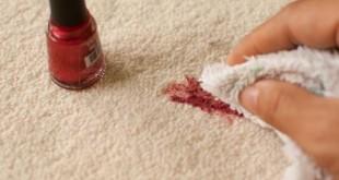 صورة كيف انظف السجاد بدون غسيل , ازالة بقع الموكيت بدون مجهود