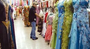 صورة محلات فساتين في الخبر , اسماء متاجر للفساتين الجهزة و التفصيل بخبر