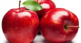 صورة اكل التفاح في الحلم