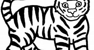 صورة حيوانات للتلوين , صور رسوم حيوانات للتلوين لابنائك
