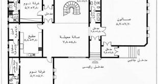 تصاميم معمارية للمنازل , صور تصاميم خارجية للبيوت الواسعة