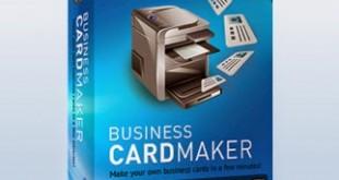 صورة برنامج صناعة الكروت الشخصية , Business Card Maker المميز