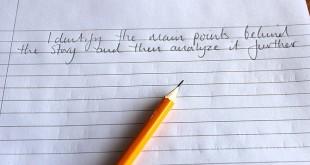 صورة كتابة موضوع عن نفسي بالانجليزي , سيرة مكتوبة جهزة عن نفسك بالانجليزية