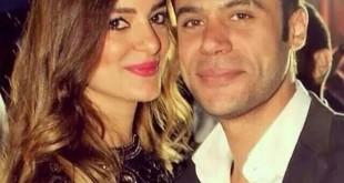 صورة زوجة الفنان محمد امام , لان تتوقع من زوجة الممثل المصري محمد امام
