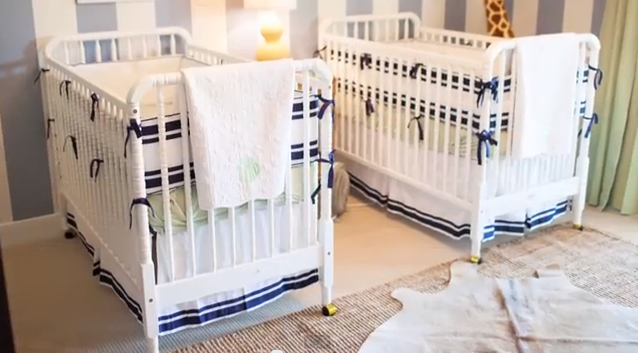 صورة سرير الطفل في المنام , تفسير حلم مهد الرضيع