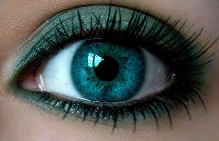 صور نظرات العيون وتفسيرها , دلالات علي حلم العين