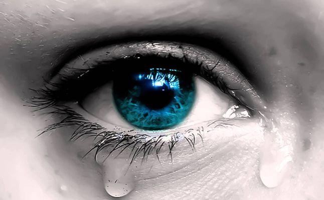 صور البكاء في المنام