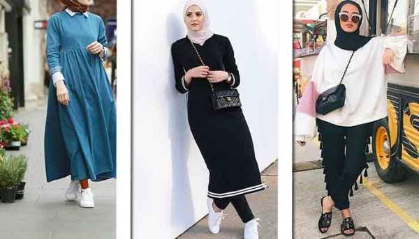 صورة الملابس العصرية للنساء , ازياء تجنن و تخبل العقل كاجوال للمحجبات