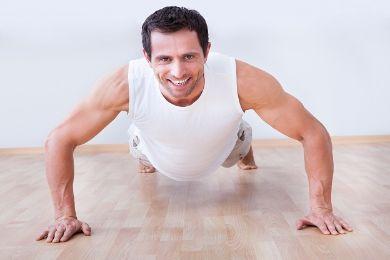 صورة تمارين علاج سرعة القذف , حل مشكلتك بممارسة الرياضة يوميا فقط