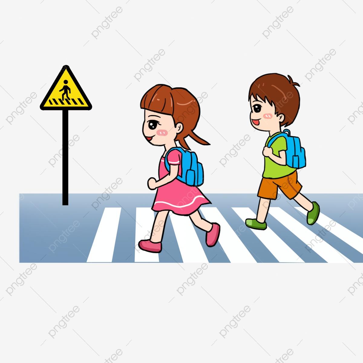 صورة صور تدل على سلامة الطريق، اهم القواعد لسلامه الطريق